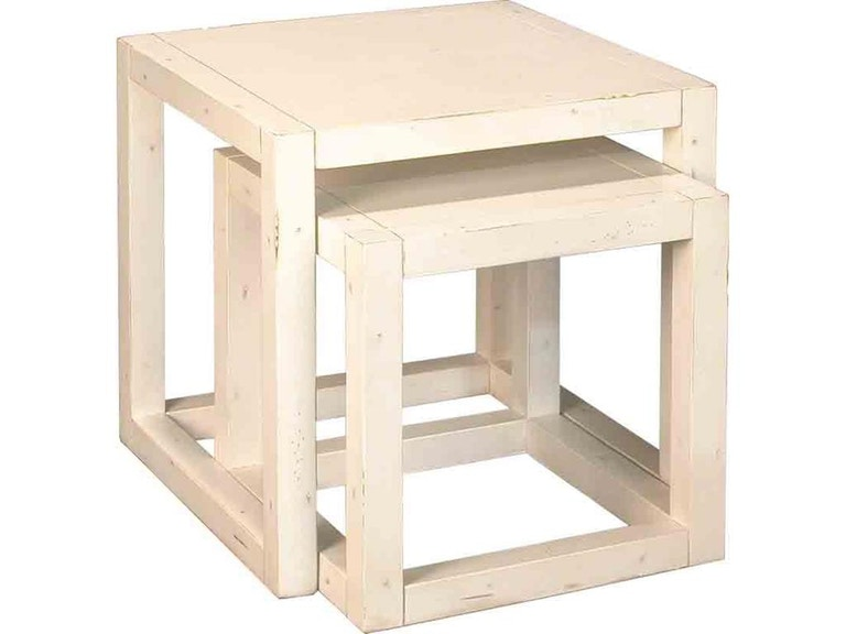 Accents Beyond Furniture Nesting Tables 1601-W