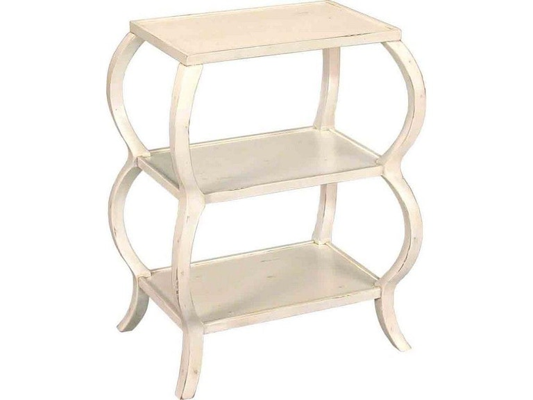 Accents Beyond Furniture 3-Tier Table 2328-W