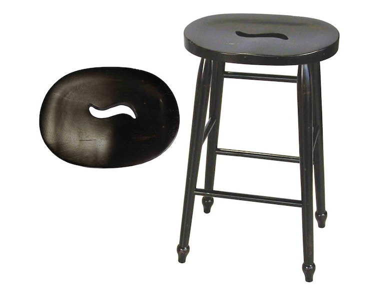 Accents Beyond Furniture Bar Stool 2419-B