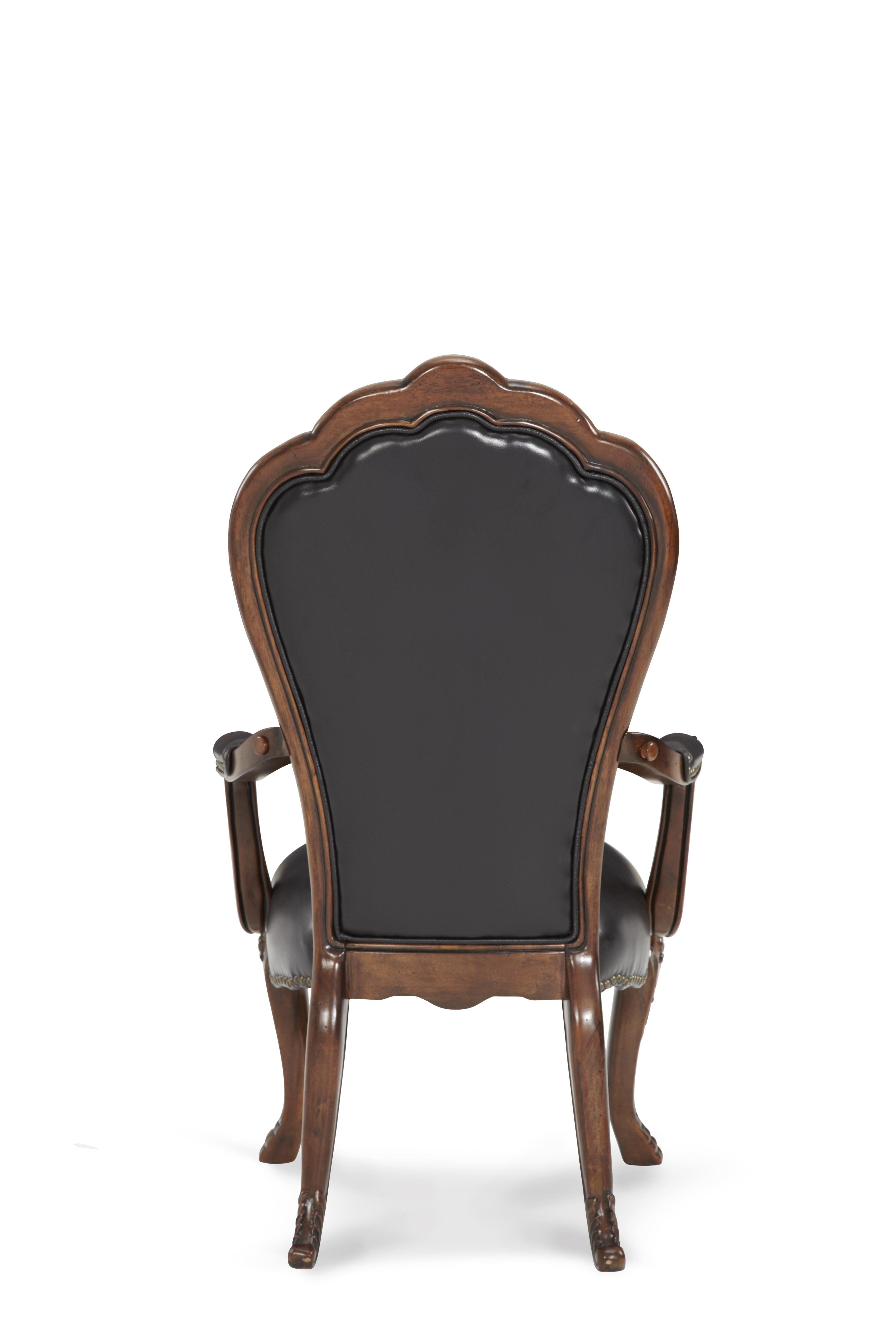 Amazing Aico Furniture Palace Gates Arm Chair   Leather 02444A 53