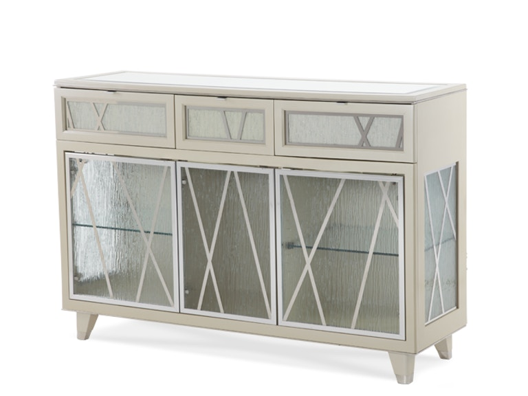 Aico Furniture Pearl Caviar Sideboard 06007-11