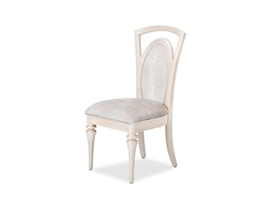 Aico Furniture Dining Room Champagne Side Chair