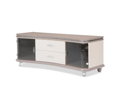 Aico Furniture Entertainment Console without Docking Station 08097R-13