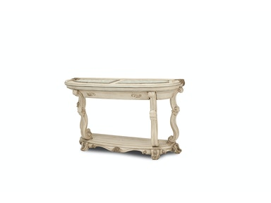 Aico Furniture Platine de Royale Console Table Champagne 09223-201