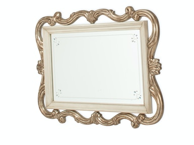Aico Furniture Platine de Royale Wall Mirror Champagne 09260-201