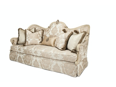 Aico Furniture Platine de Royale Wood Sofa 09815-CHPGN-201