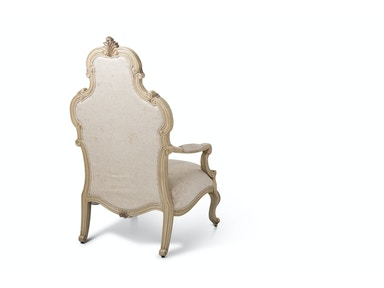Aico Furniture Platine de Royale Wood Chair 09834-PLTNM-201