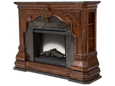 Aico Furniture 3pc Fireplace 34220-34