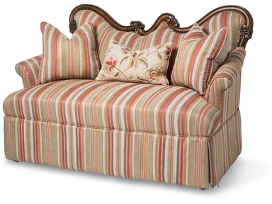 Aico Furniture Lavelle Settee Grp1 Opt1 54864-SPRNG-34