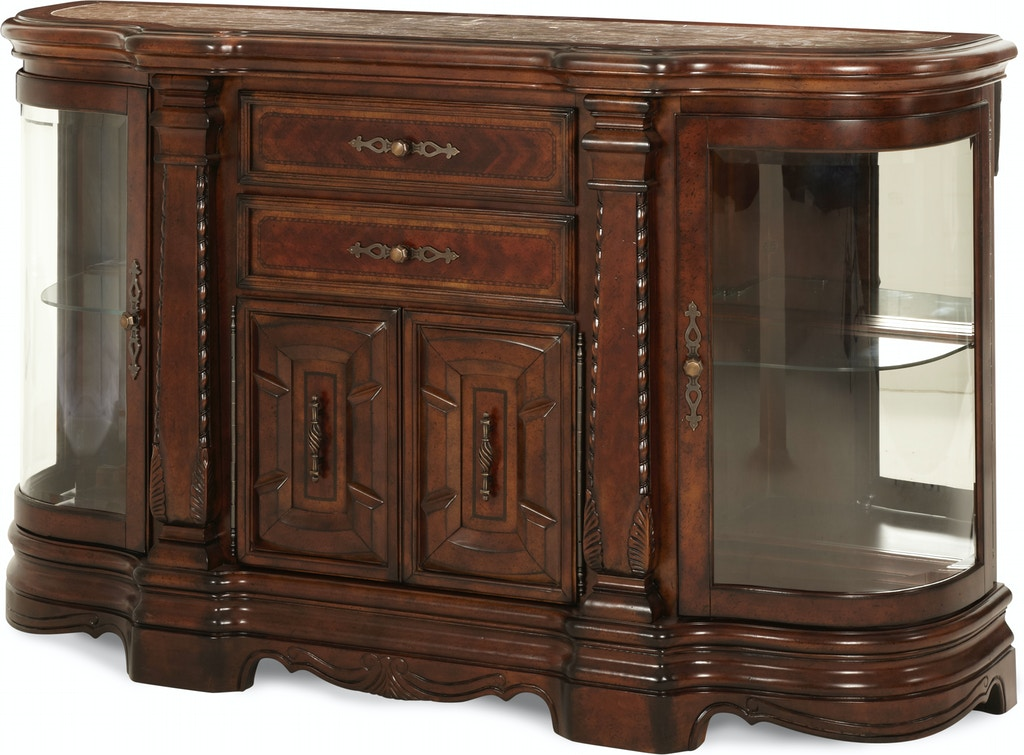 Aico Furniture 70007 54 Dining Room Windsor Court Sideboard Vintage