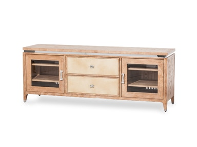 Aico Furniture Biscayne West Entertainment Console 80098-102