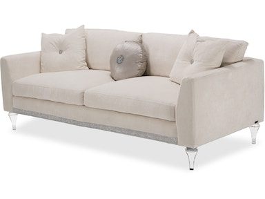 Aico Furniture Glimmering Heights Sofa 9011815-CLOUD-002