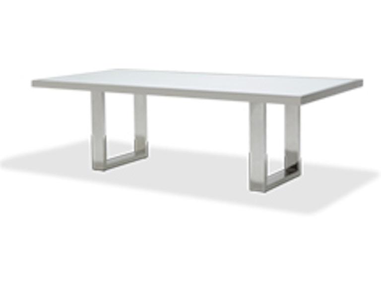Aico Furniture 9016000-116 Dining Room State St. Rectangular ...