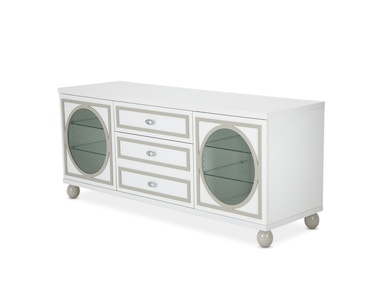 Aico Furniture Sky Tower TV Cabinet 9025695-108