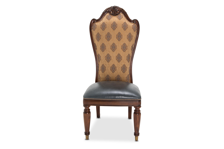 Etonnant Aico Furniture Grand Masterpiece Side Chair Royal Sienna 9050003 402