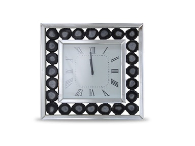 Aico Furniture Montreal Square Clock FS-MNTRL-5050