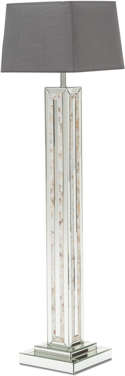 Aico Furniture FS-MNTRL190 Lamps and Lighting Montreal Mirrored ...
