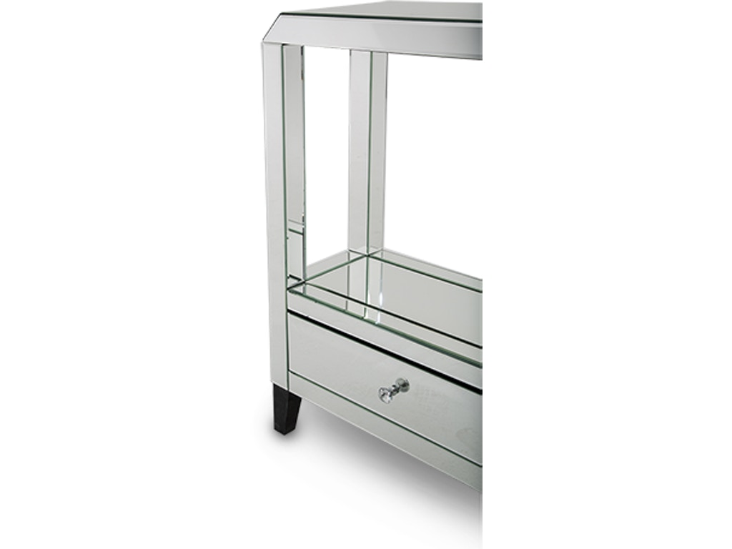 Aico furniture fs mntrl223h living room montreal silver mirrored aico furniture montreal silver mirrored console table with crystals fs mntrl223h geotapseo Image collections