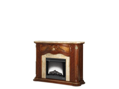 Aico Furniture Fireplace with Electric Firebox Insert (3 pc) N65220-28