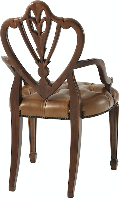 Cool Theodore Alexander Furniture Al41066Po Dining Room The Short Links Chair Design For Home Short Linksinfo
