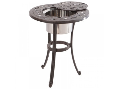 Alfresco Home Weave 42 Round Bar Table 22-0378A-AF