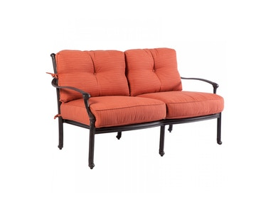 Alfresco Home Farfalla Deep Seating Love Seat 22-0444-AW