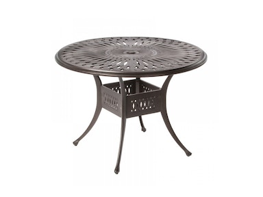 Alfresco Home Florentine 42 Round Dining Table 22-1051-AB