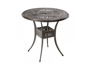 Alfresco Home Florentine 42 Round Bar Table 22-1057-AB