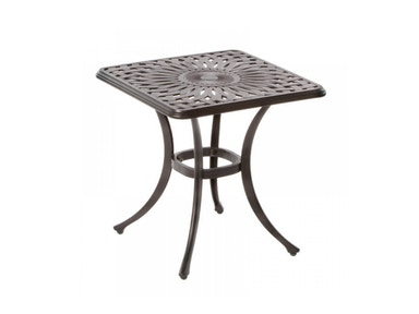 Alfresco Home Florentine 21 Square Side Table 22-1059-AB
