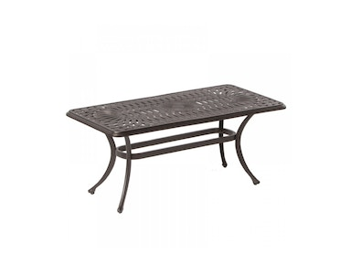 Alfresco Home Florentine 42 rectangle Coffee Table 22-1060-AB
