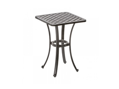 Alfresco Home Weave 21 Square Gathering Side Table 22-1071-AF