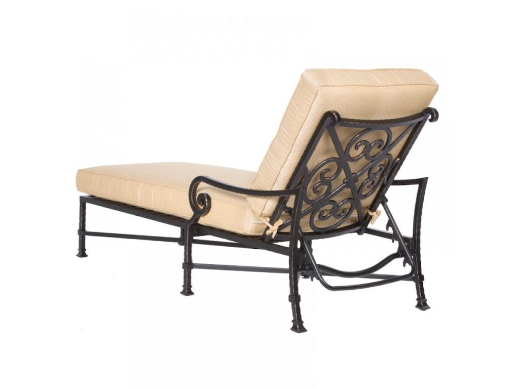 Alfresco Home Outdoorpatio Roma Chaise 22 9258 Az