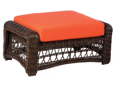 Alfresco Home Newport Ottoman 43-1142