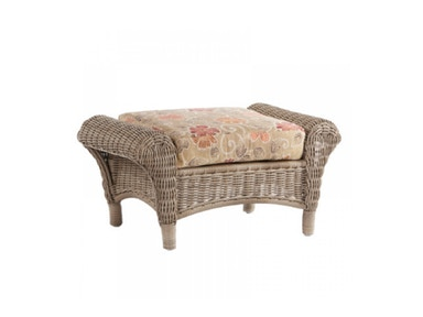 Alfresco Home Bainbridge Breve Ottoman 43-1209