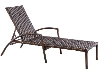 Alfresco Home Universal Chaise Contract Grade 43-1263