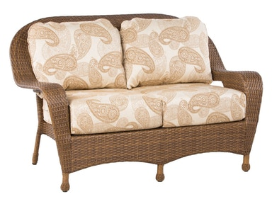 Alfresco Home Millbrook Deep Seating Love Seat 43-1264