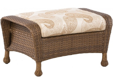 Alfresco Home Millbrook Ottoman 43-1265