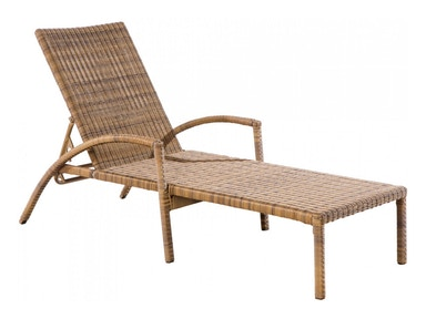 Alfresco Home Universal Chaise Contract Grade 43-1300