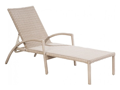Alfresco Home Universal Chaise Contract Grade 43-1315