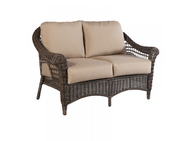 Alfresco Home Maddalena Ottoman 43-8162