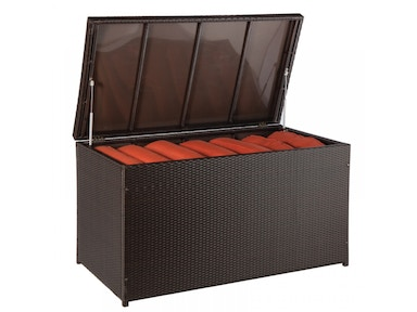 Alfresco Home Universal Everwoven Cushion Storage Box - Assembled 43-8307