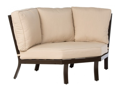 Alfresco Home Xavier Sectional Deep Seating Corner 55-1168