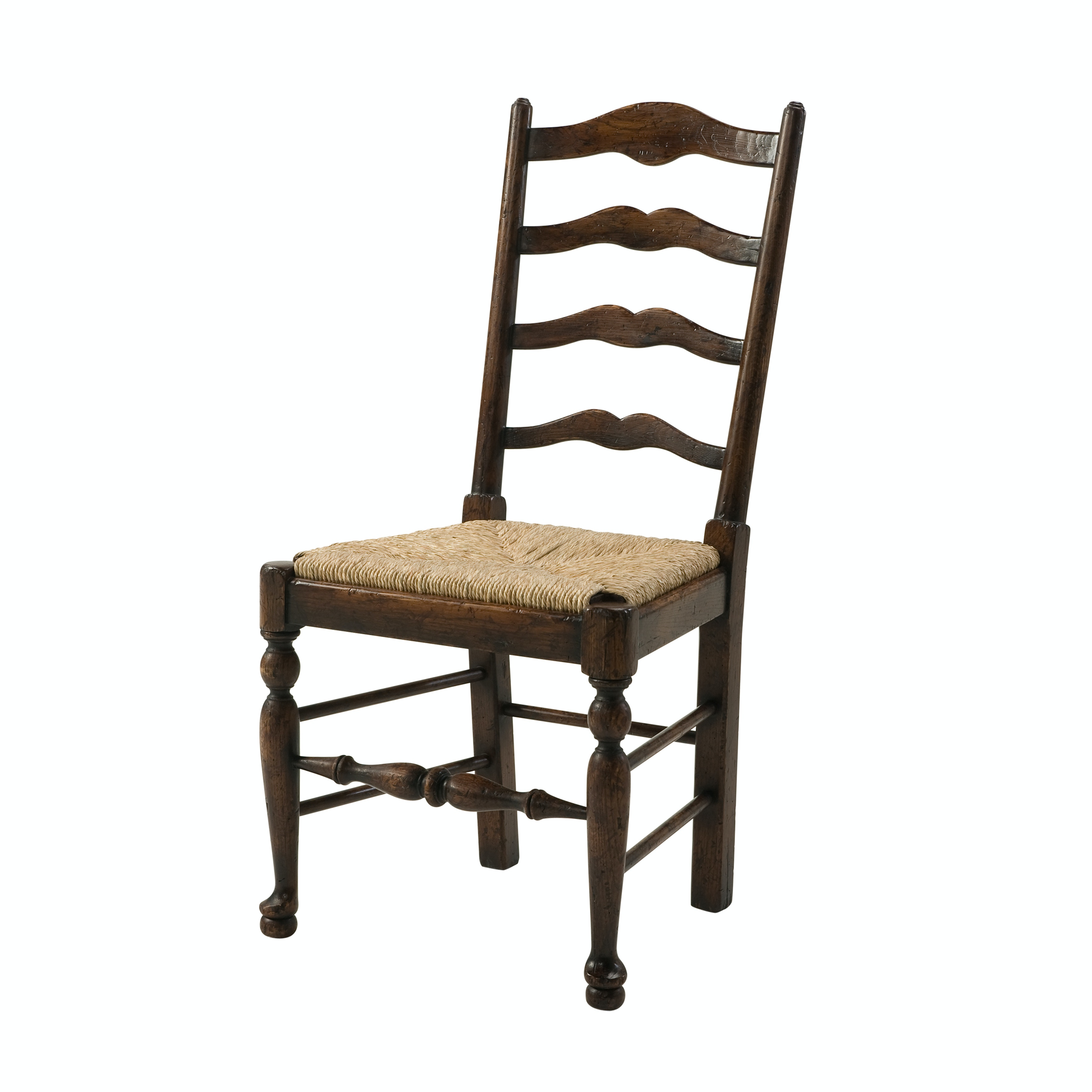 Althorp Furniture Victory Oak Ladderback Chair AL40081