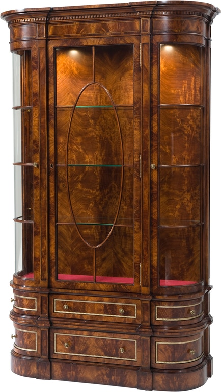 Althorp Furniture Gothic Library Display Cabinet Al61077 Upholstery Is Handmade And Some Slight Variances In Dimensions Are Normal