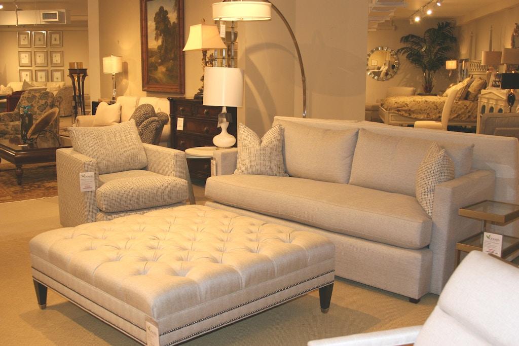 Vanguard American Bungalow Living Group Living Room 2 Piece Set