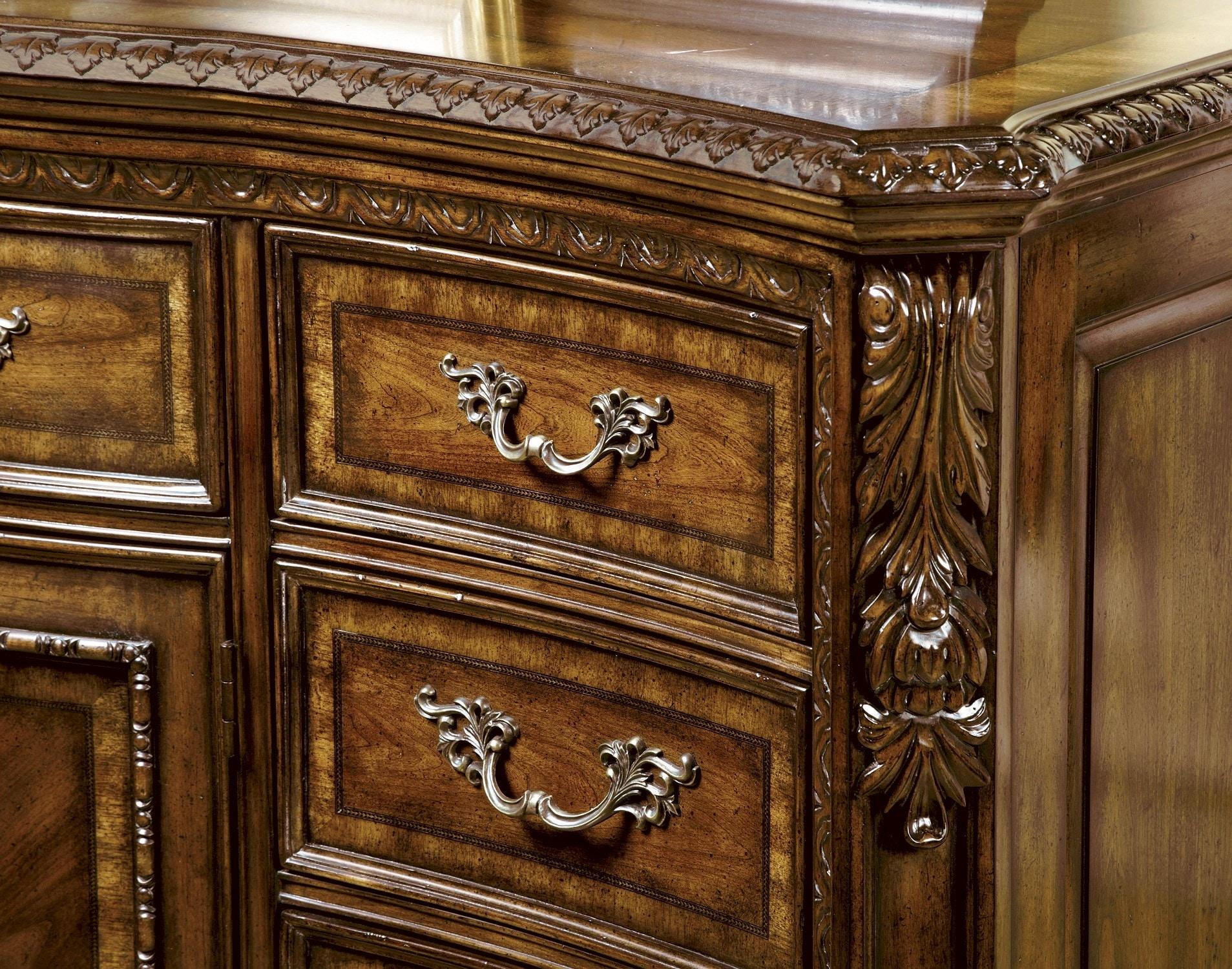 ART Furniture Old World Drawer Dresser 143131 2606