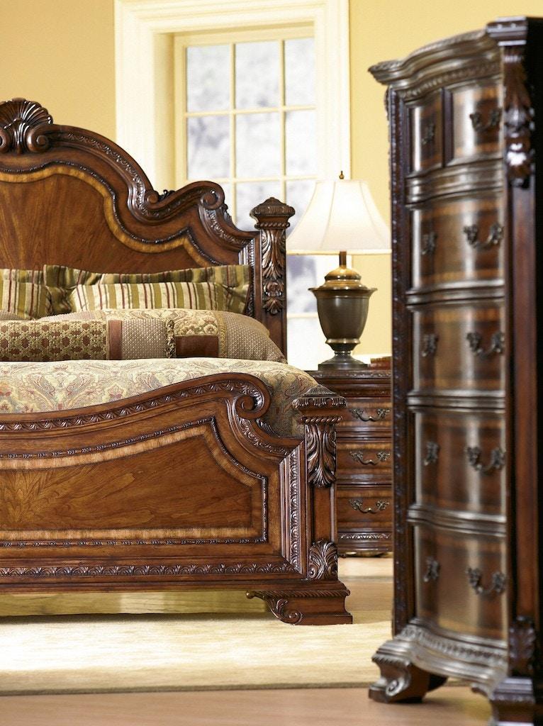 ART Furniture Old World Eastern King Estate Bed 143156 2606