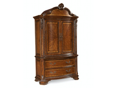 ART Furniture Old World- Armoire Set 143160-2606