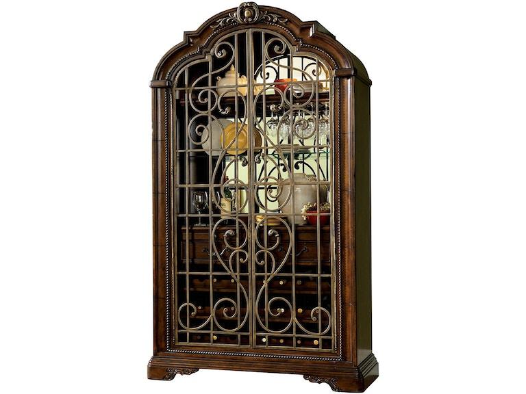 ART Furniture 209242 2304 Dining Room Valencia Wine Cabinet