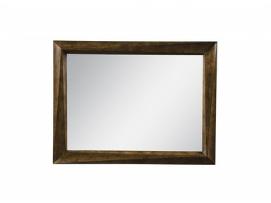 ART Furniture Echo Park Landscape Mirror - Mocha 212120-2016
